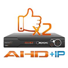 Двойная выгода AHD видеорегистраторов